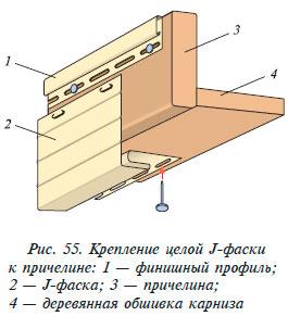 Установка J-фаски